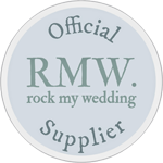 Offical Rock my Wedding Supplier